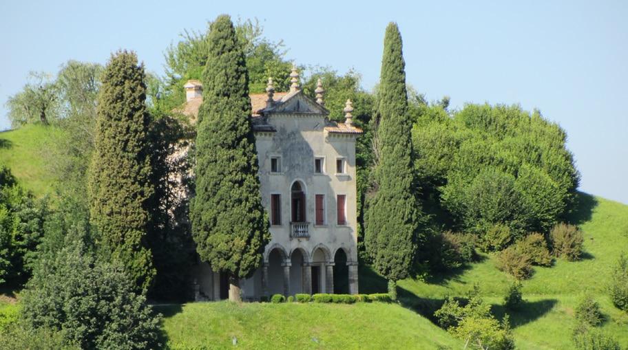 The delightful villas around Asolo, Veneto www.grand-tourist.com