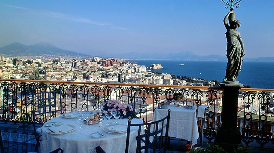 Grand Hotel Parker's, Naples