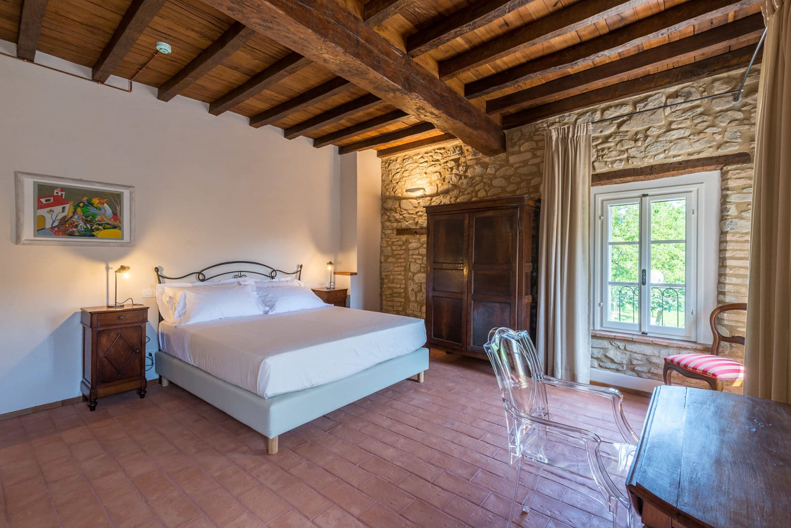 Borgo Cadonega bedroom
