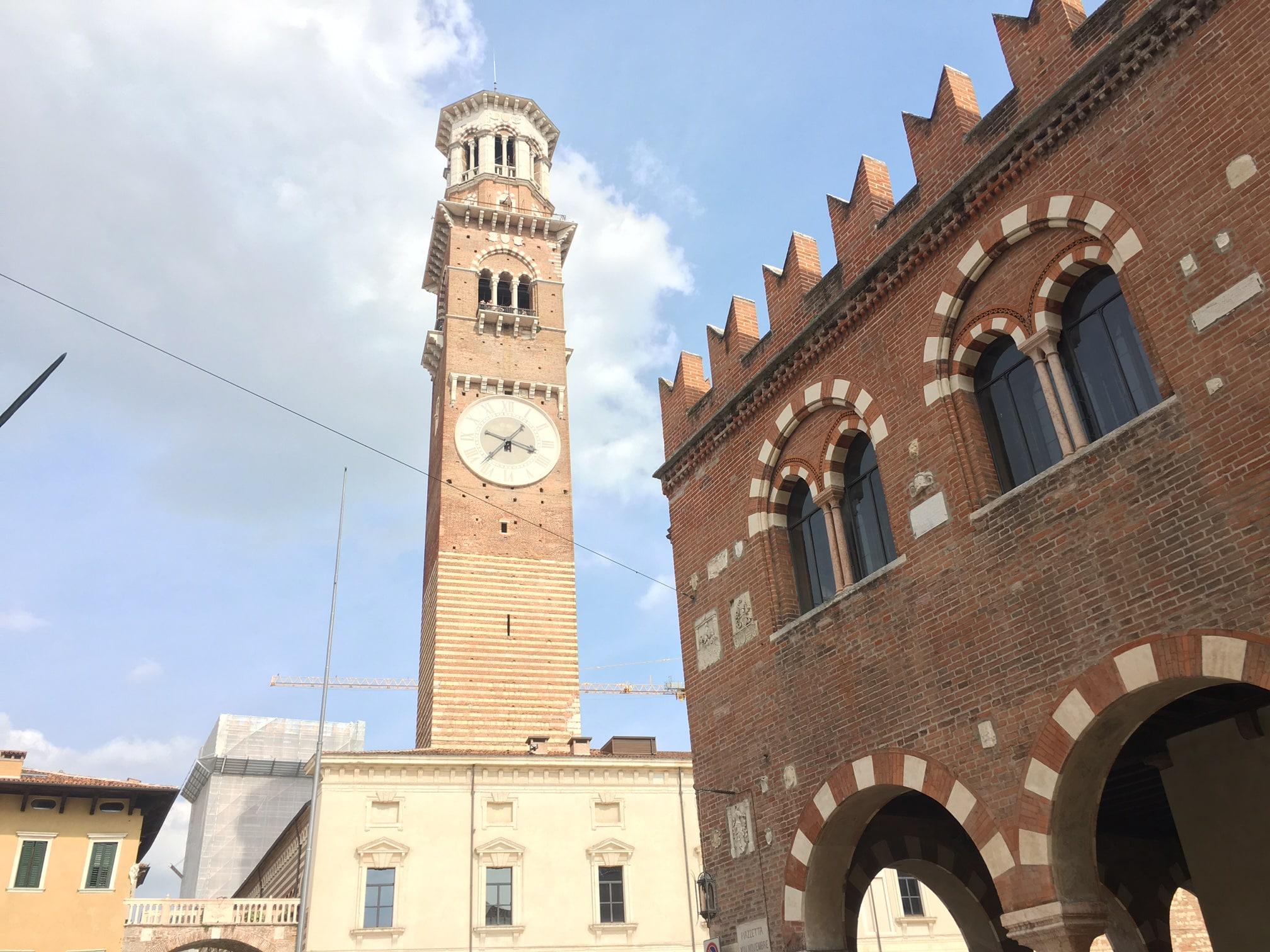 Verona - torre view