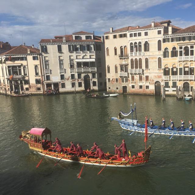 Venice - Historic Regatta