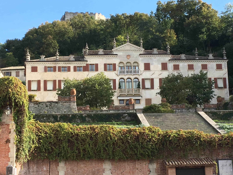 Palladian style villa, Asolo, Veneto