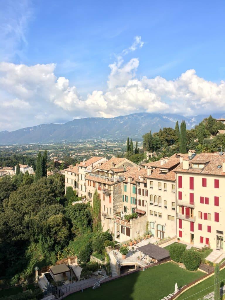 Asolo - charming little city in Veneto www.grand-tourist.com