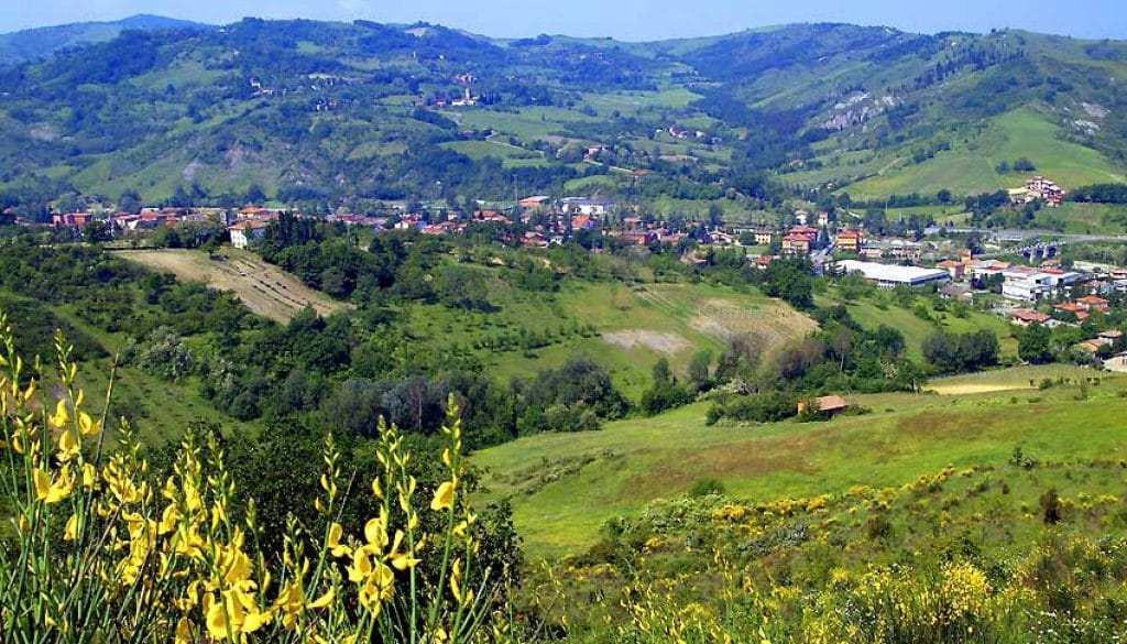 Emilia Romagna Countryside - truffle hunting in Italy