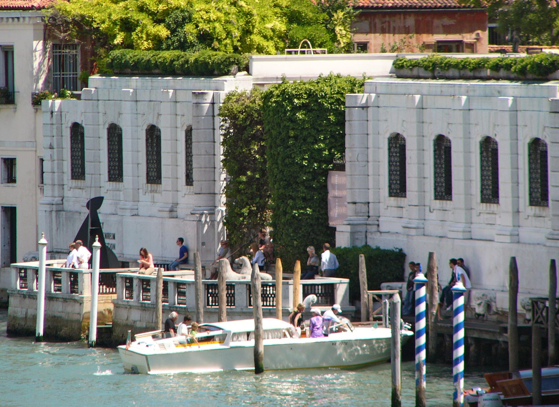 A Peggy Guggenheim Museum Venice