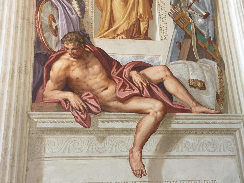 April - Villa Emo, exceptional frescoes