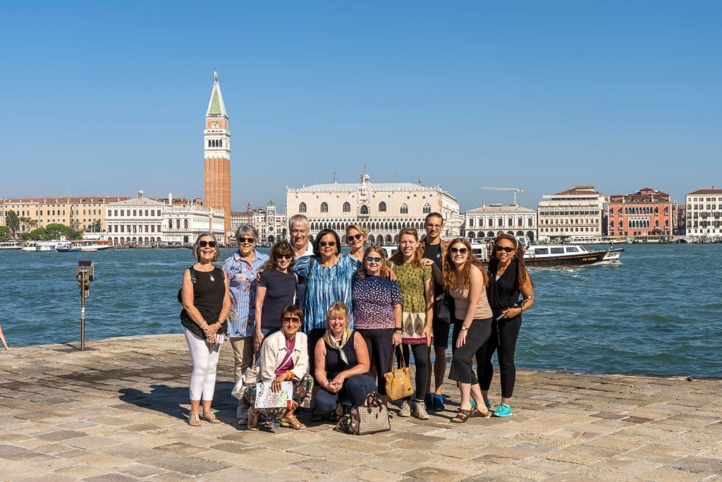 Writer's Retreat, Sept, 2019 - our inaugural writers week in Venice