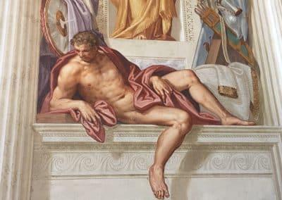 Villa Emo, Veneto - spectacular frescoes by Zelotti - 16th century