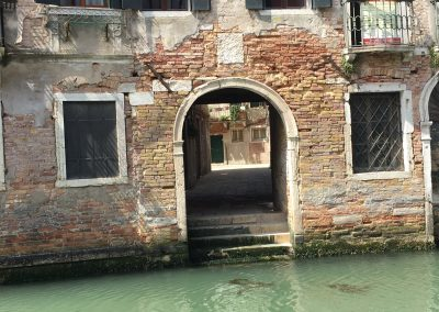 Venice - so many surprising views