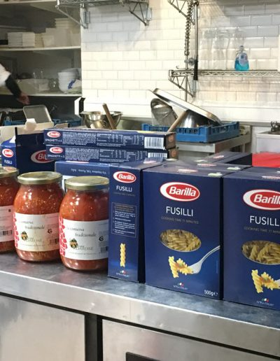 No Italy food tour is complete without a visit to Parma, the home of Barilla