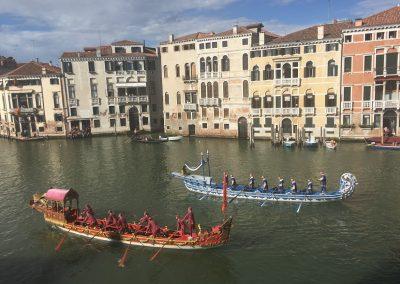 Venice Regatta Storica - an annual event each September