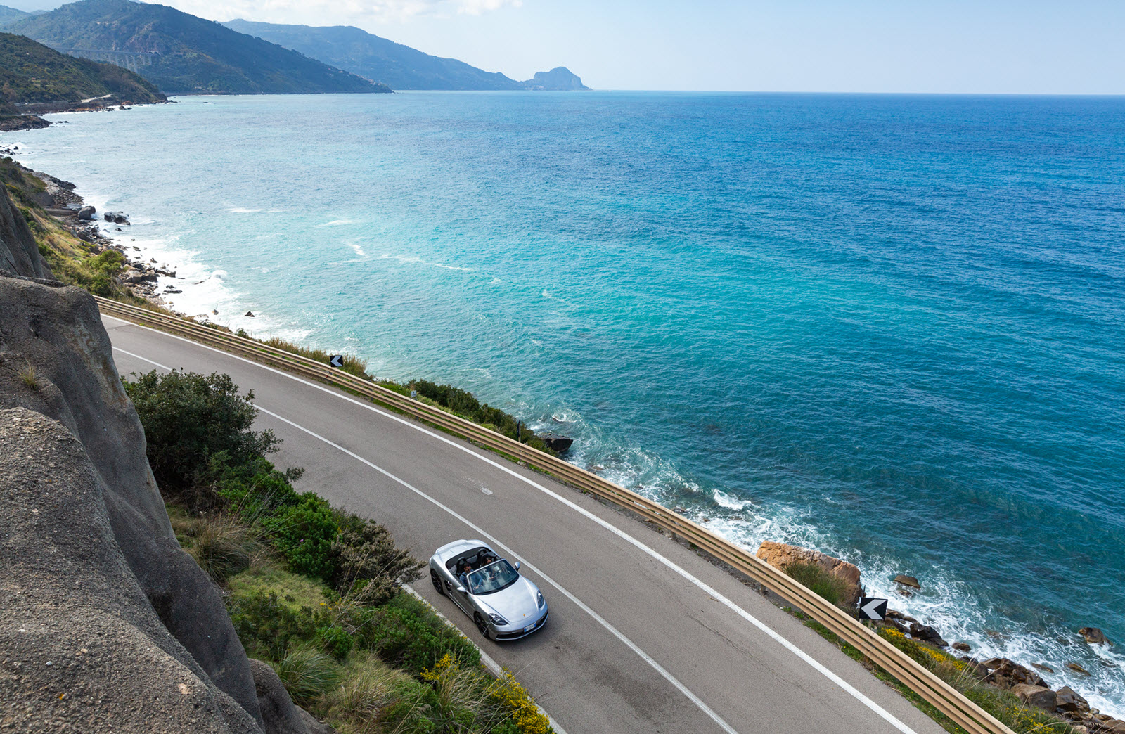 Porsche Driving Experience In Sicily