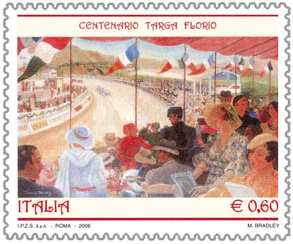 Image of Targa Florio stamp