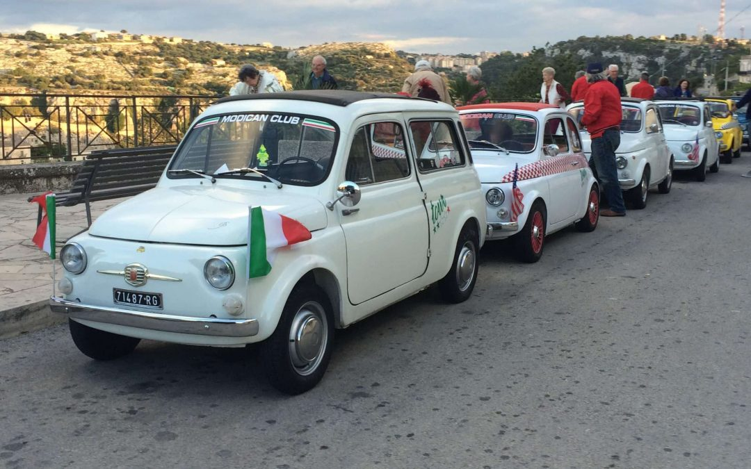 Fiat 500 – the most iconic little car in Italy