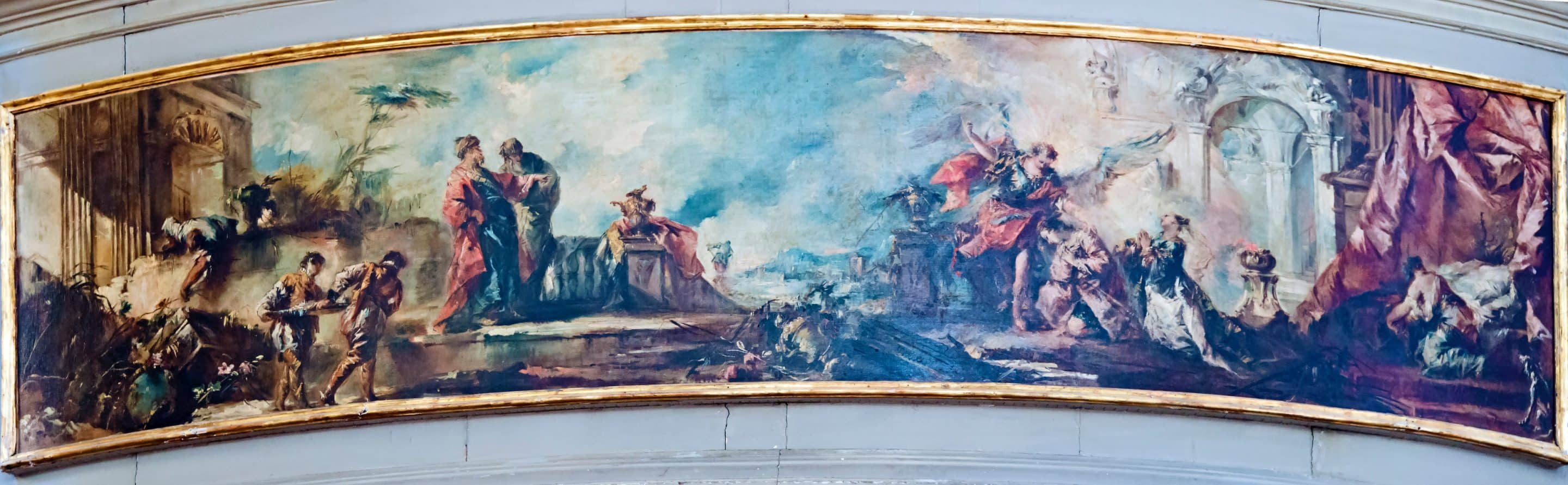 Venice – Guardi and the story of Tobias and the Angel